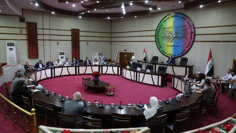 كركوك: عندما يكون الرقيب فاسدا <br> اجتماع لمجلس محافظة كركوك يكلف الحكومة العراقية نحو 3 مليار دينار