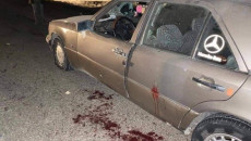 Unknown gunmen shot dead five members of the same family on Kirkuk-Tikrit road