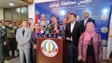 محافظان لنينوى في مشهد سياسي معقد