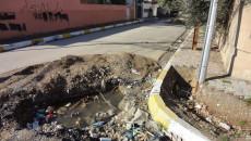 حفر مميتة في مدينة الموصل تثير قلقل السكان