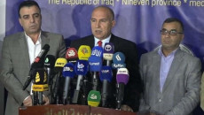 أربعة نواب لمحافظ نينوى منصور المرعيد