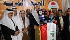 الجبهة العربية ترد على المجلس العربي<br> مدير الرياضة والشباب في كركوك لم يتورط بقضايا فساد