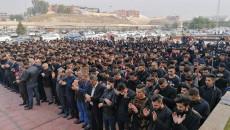 حداد ومجالس عزاء في الموصل تضامن مع ضحايا تظاهرات بغداد ومدن الجنوب
