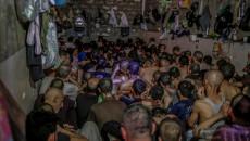 تفاصيل الاحداث التي جرت في سجن التسفيرات بمدينة الموصل