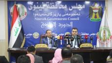 مجلس نينوى يتمرد على البرلمان العراقي ويرفض قرار التجميد