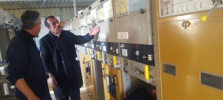الموصل تواجه ازدياد ساعات قطع الطاقة الكهربائية الوطنية