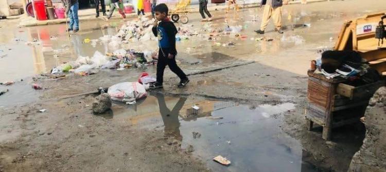 37.7 بالمائة نسبة الفقر في الموصل سنة 2020