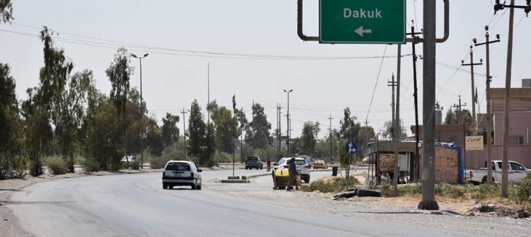 مسلحون يهاجمون مجددا احدى قرى الكاكائية بداقوق