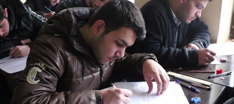 ١٠ الاف متقدم للامتحانات الخارجية في نينوى