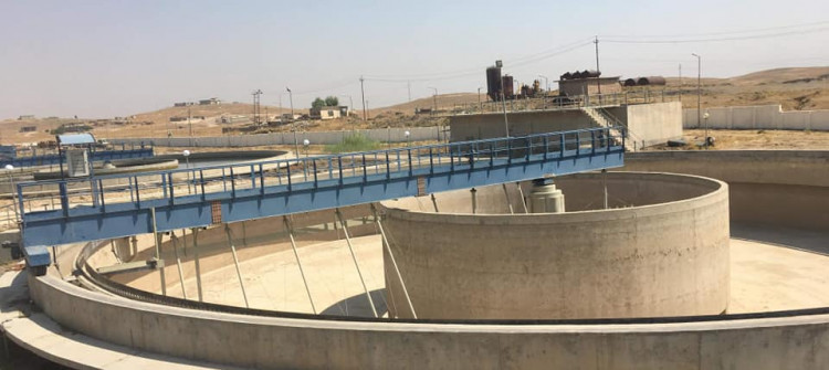 ٣٠٠ لتر ماء حصة المواطن اليومية في الموصل