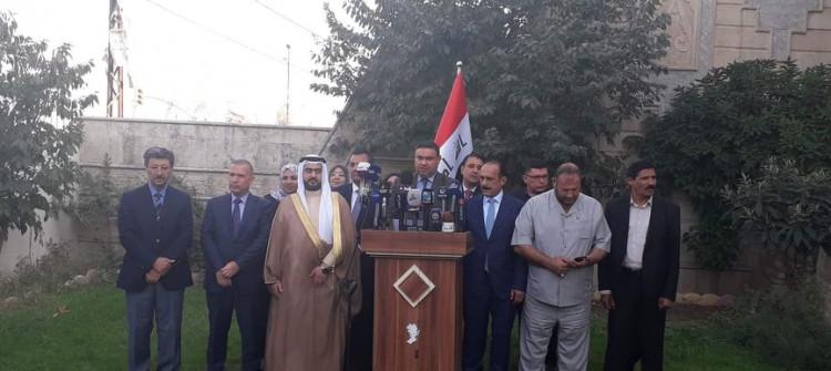 المعارضة بمجلس محافظة نينوى تستعد لاستجواب المحافظ