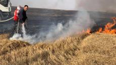 Three dead, four injured in Talafar crop fire incident
