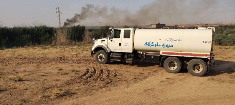 Kirkuk plagued by water scarcity