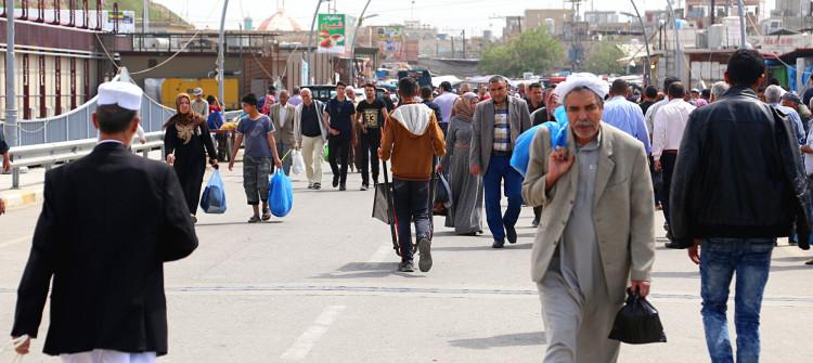 مقتل ثلاثة اشخاص واصابة 31 اخرين في اقل من 24 ساعة بكركوك