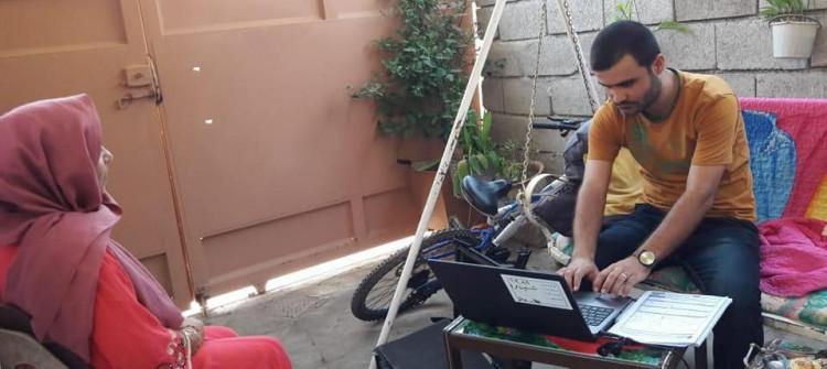 مكتب انتخابات نينوى: ٥٠ بالمائة من السكان حدثوا سجلهم الانتخابي