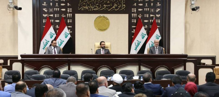 مجلس النواب يمنح الثقة لقاضي كركوكي لمنصب وزير العدل