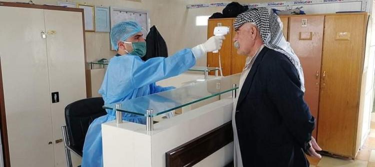 ارتفاع عدد الاصابات المؤكدة بفايروس كورونا في نينوى
