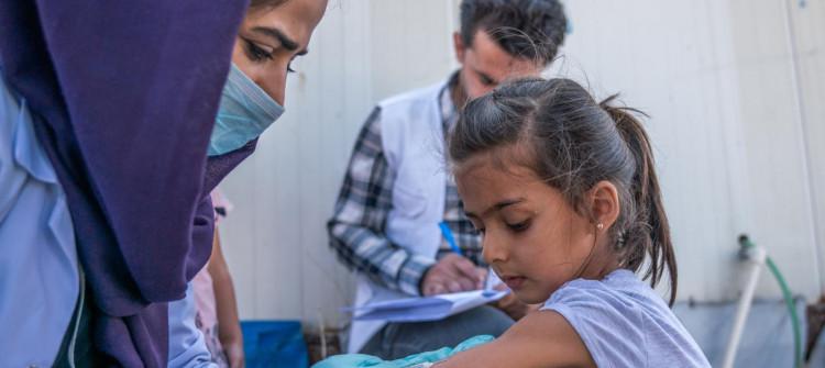 Çocuklar çoğunluğu oluşturur<br>Corona Irak'ta dört milyon insanın yoksullukla yüzleşmesini sağlıyor