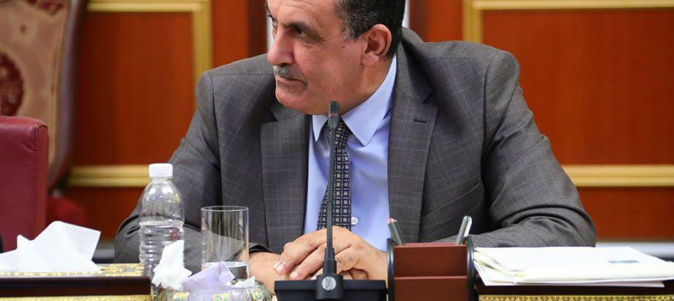 Rakan al-Jabouri: I will remain as Kirkuk governor