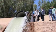 Birleşmiş su projesi aktif hale getirildi<br>Kerkük valisi: önümüzdeki 25 yıl boyunca su problemlerinin yüzde 50'sini çözecek