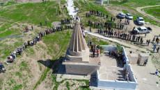 زوار ايزيديون يخرقون حظر التجوال للمشاركة في مراسيم دينية