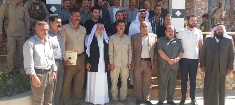 حزبان من أصل أربعة يغادران التحالف الايزيدي