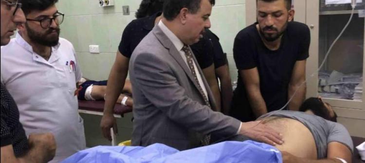 2 civilians killed, 7 injured in triple bomb blasts in Kirkuk