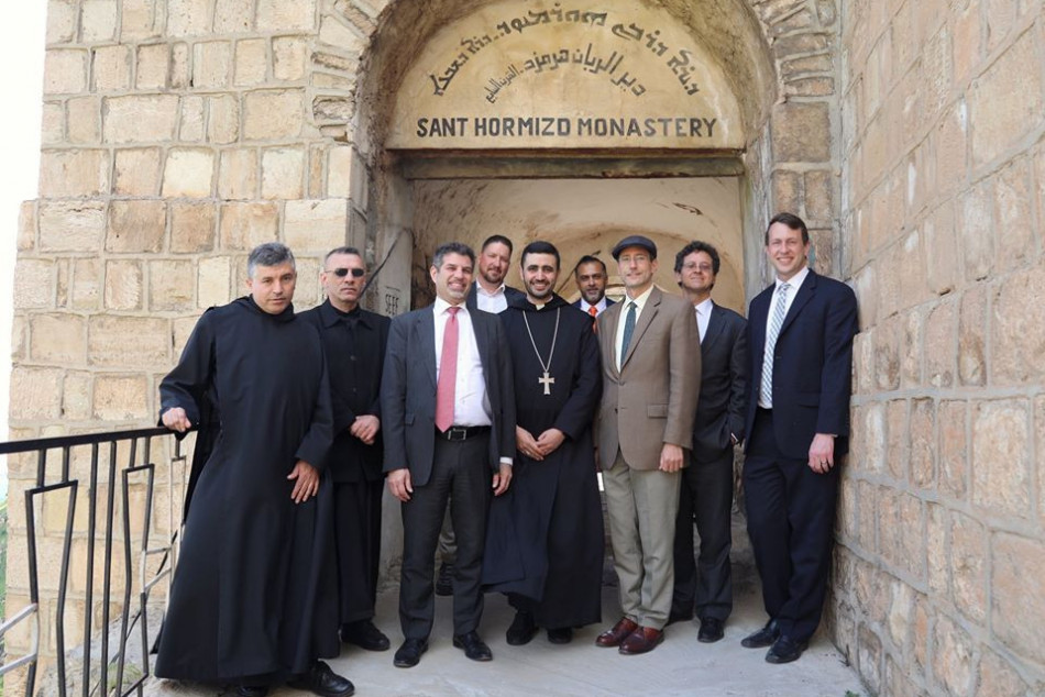 US government: Protection of Iraq's religious minorities is priority