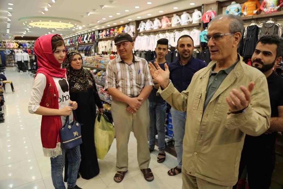 تفاصيل ايداع 51 مليون دولار في حساب نجم الدين كريم واعادته الى البنك المركزي العراقي