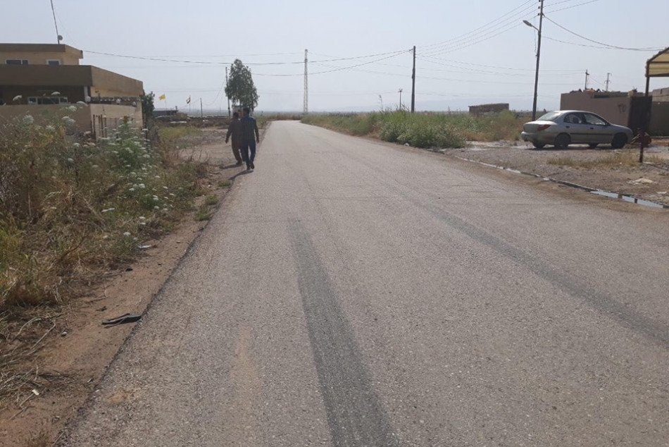 A day in Palkana  <br> A village caught in the crossfire between two components and two governments