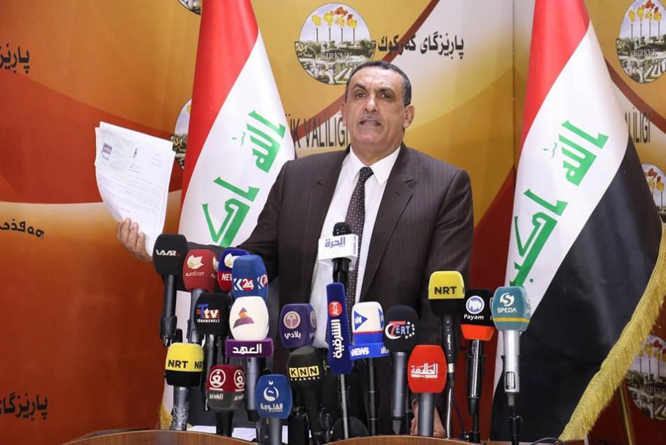 Kirkuk acting governor: Some of Palkana village's residents are from Iran's Mahabad