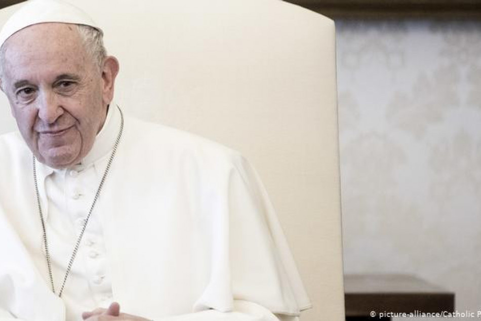 The Pope reveals plans for an Iraq visit next year