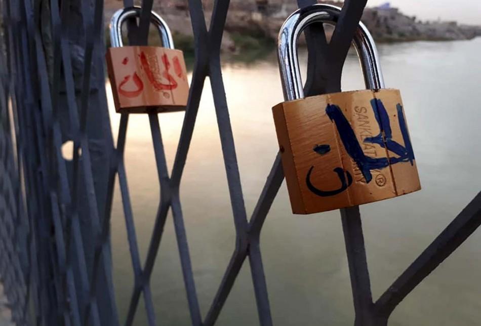 عادات جديدة للعشاق على الجسر العتيق