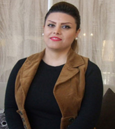 Rita Bahnam heals the invisible wounds of Ezidi survivors