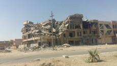 كارثة إنسانية تهدد ايمن الموصل