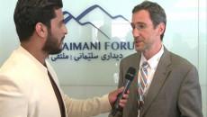 السفير الامريكي وكالة لـ (كركوك ناو): ندعم تشكيل قوات محلية لادارة المناطق المتنازع عليها