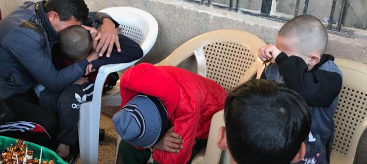 Four Turkmen children freed from Islamic State captivity