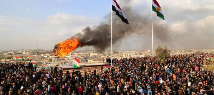 Kirkuk Citadel to host this year's Newroz Celebrations