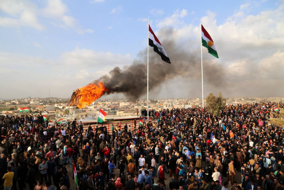 Kurdish political parties in Kirkuk: We have been granted permission to hold Newroz celebrations