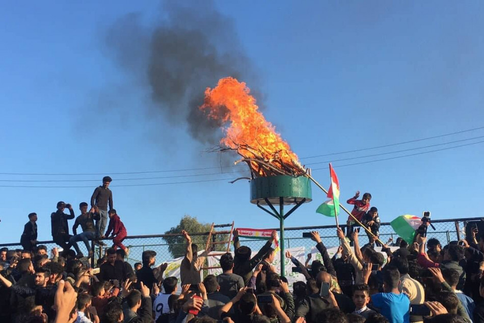Nawroz celebrated in disputed territories in festive atmosphere