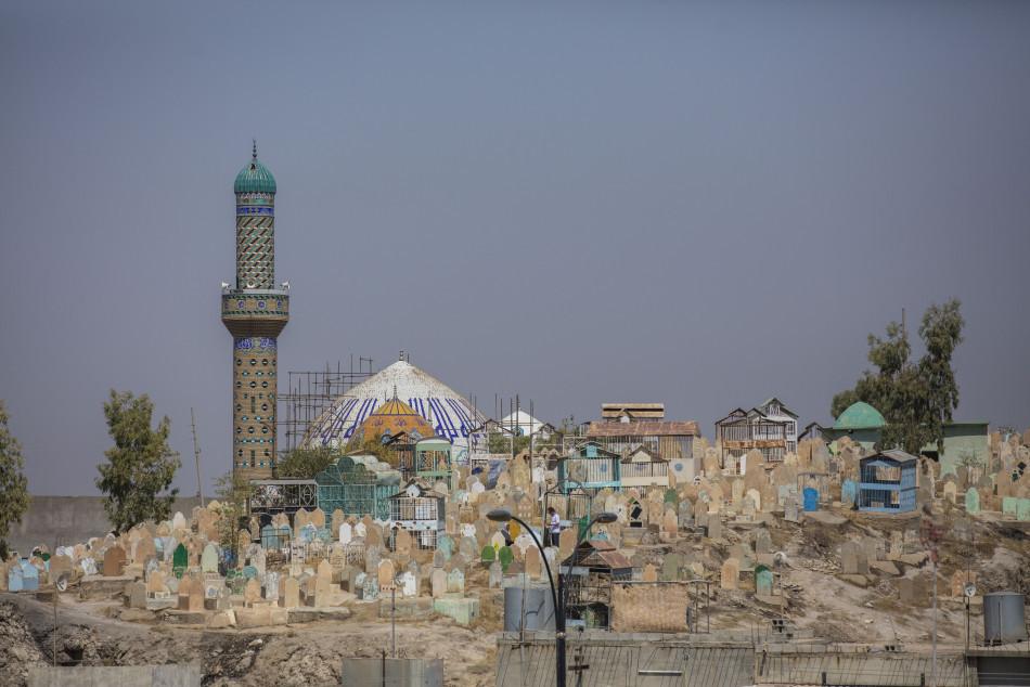 The fall of Kirkuk in 2040