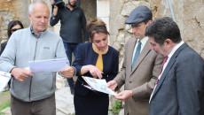 ألاف الدولارات الأمريكية لترميم ضريح نبي في نينوى شمالي العراق