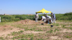 Forensic teams unearth two Ezidi mass graves in Shingal