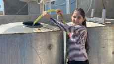 قد يكون النزاع انتهى لكن نقص المياه يهدد العائلات العائدة الى ديارها في العراق