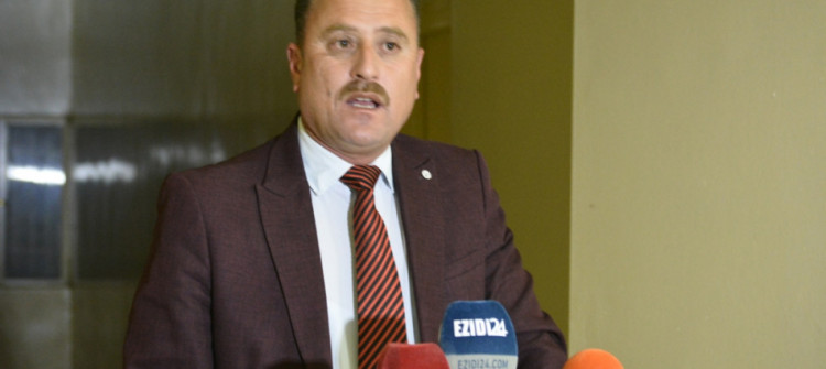 مدير ناحية القحطانية يقدم استقالته من منصبه