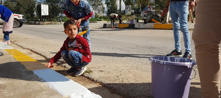 In Pictures: Volunteers in Mosul's Talafar bring life to their town and take stand for social cohesion
