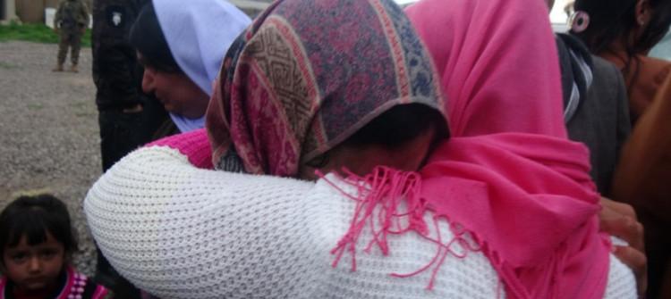 Deaş tarafından kaçırılan Türkmen kadınlar hala kayıp