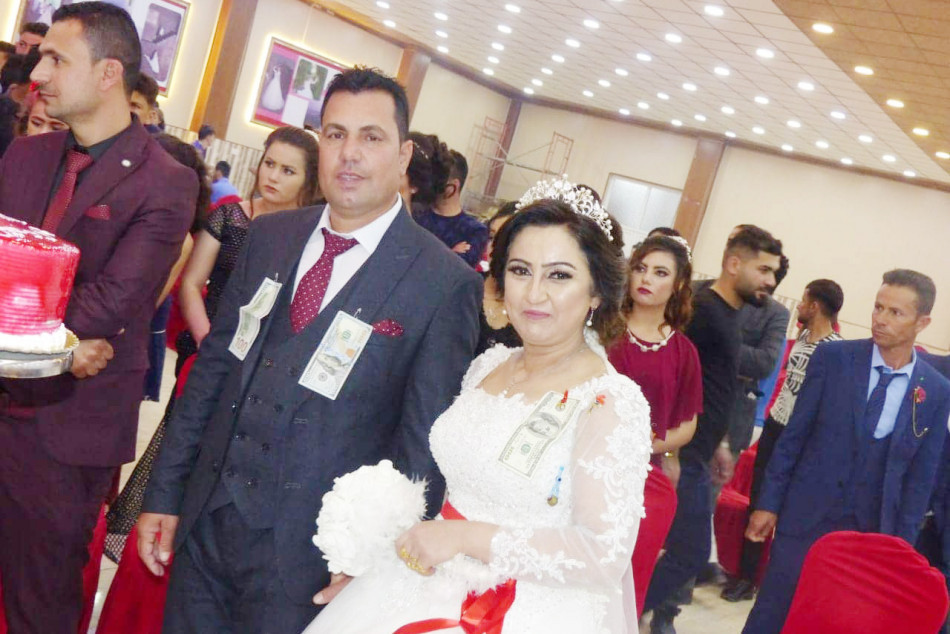 Only 6 days after his wedding <br> An Ezidi man found dead in an IDP camp tent under mysterious circumstances