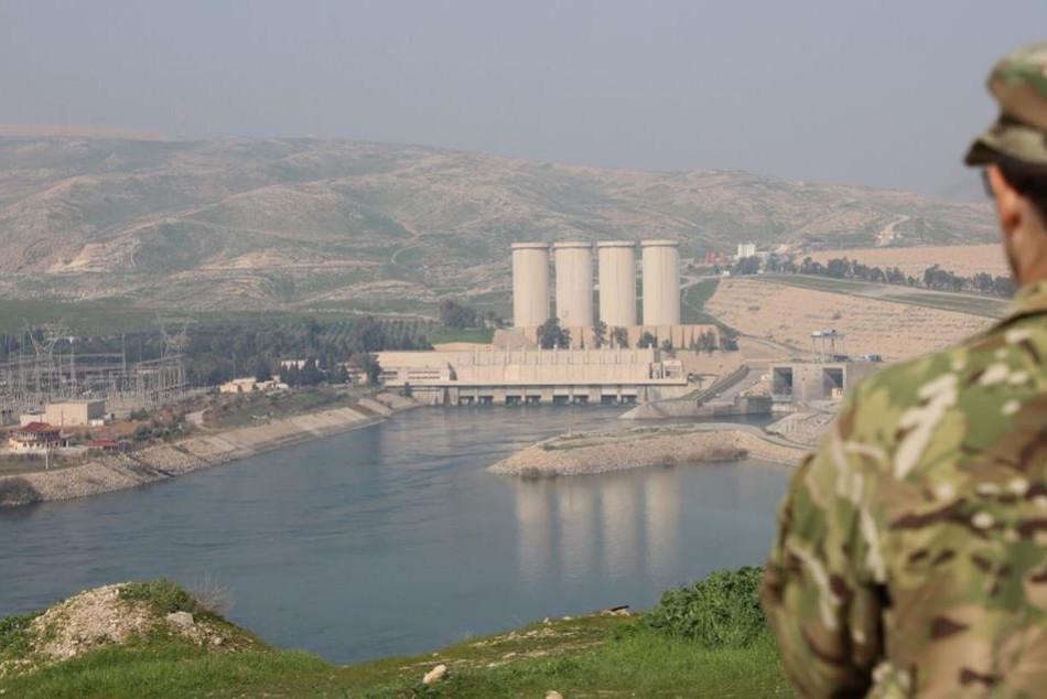 ادارة سد الموصل تطلق نداءا عاجلا وتطالب جميع الساكنين في احواض النهر ترك منازلهم