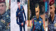 Iraklı dört polis memuru Kerkük'ün güneybatısında öldürüldü
